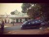 Street scenery in Malawi's former Capital Zomba
