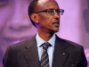 Visionary men have always worn moustaches: Rwanda's President Paul Kagame is father to the country's controversial