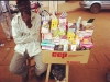 Drug sale in the streets of Bafoussam