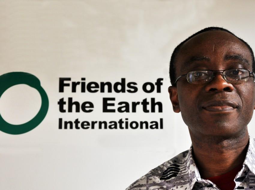 """Nnimmo Bassey: """"Afrika wird wieder kolonisiert"""""""