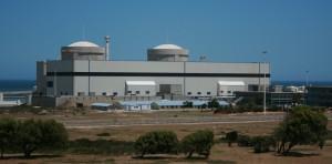 Die beiden Druckwasserreaktoren des AKW Koeberg bei Kapstadt liefern 6 Prozent des südafrikanischen Stroms