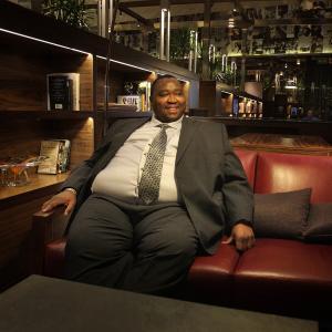 Schwergewicht des Minenbranche: Khulubuse Zuma verläßt Aurora als Firmenchef. © Mail & Guardian
