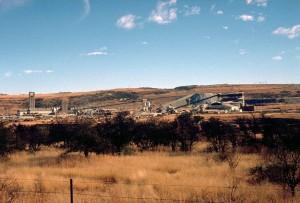 Archivaufnahme der Aurora-Mine: Die katastrophale Lage offenbart systematische Probleme der südafrikanischen Bergbauindustrie - Foto von Bruce Simonson