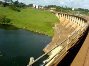Der Nalubaale-Staudamm in Jinja - Foto von Fredrick Onyango