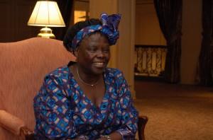 Wangari Maathai ist tot