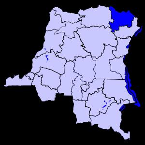 Die Provinz Haut-Uele im Nordosten der Demokratischen Republik Kongo gilt seit langem als Rückzugsgebiet der LRA - Copyright: Themalau