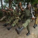 Burundi peacekeepers prepare for next rotation to Somalia - Copyright: Rick Scavetta