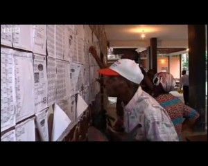BBC Africa about today's elections in the DRC, source: bbc.co.uk