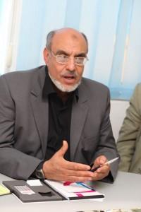 Hamadi Jebali, Generalsekretär der Ennahda, wird in den nächsten Tagen zum Regierunschef ernannt. Doch die Opposition kritisiert die Machtfülle des Premiers - Copyright: Ennahda