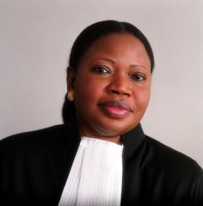Fatou Bensouda aus Gambia wird neue Chefanklägerin am Internationalen Strafgerichtshof in Den Haag - Copyright: Max Koot