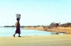 Wasser ist wie hier in Burkina Faso knapp  © eufrika.org