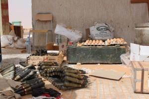 Viele Rebellengruppen in Libyen sind nach wie vor schwer bewaffnet - Copyright: Al Jazeera English