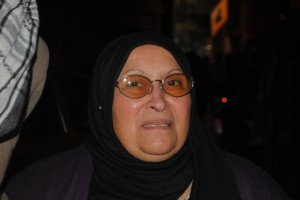 The mother of torture victim Khaled Said accused Okasha of defaming her son - Copyright: Lilian Wagdy