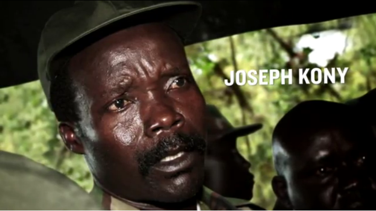 Have you heard of this man? – A Comment on Kony 2012