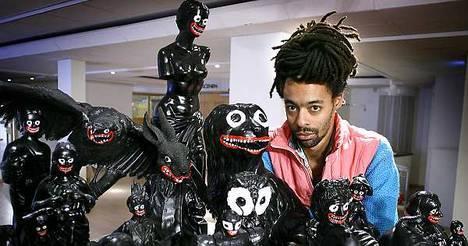 Experimentiert mit Stereotypen: Künstler Makode Aj Linde