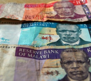 Up to now, the national bank notes bear the face of John Chilembwe, Copyright: eufrika.org