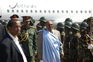 Sudan's president Omar al Bashir, Copyright: Al Jazeera English