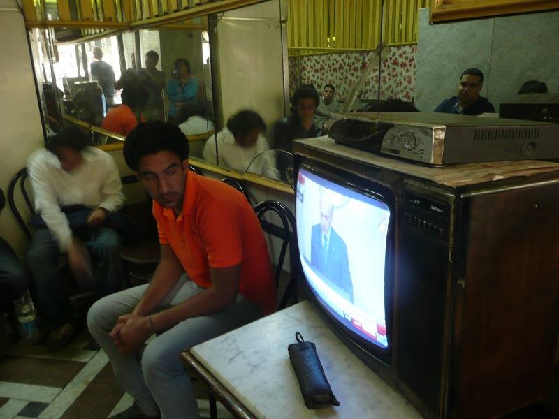A series of TV debates between the various parties' candidates will sharpen the run-up to Egypt's presidential elections later this month. © Al Jazeera English