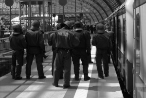 A court backed German police to practice Racial Profiling as a legal method in fighting so called illegal immigration. © Pedro Plassen Lopes