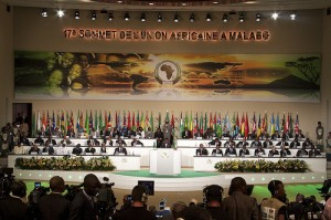 The African Union's annual Summit will take place in Addis Ababa, Ethiopia, Copyright: Embassy of Equatorial Guinea