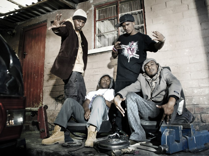 Check ya mziki: Rap from the Cape