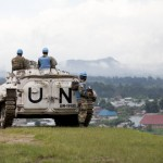 MONUSCO forces around Goma in the DRC's North Kivu region, Copyright: UN Photo by Sylvain Liechti