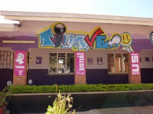 Timveni office in Malawi, Copyright: Timveni Media (Facebook page)