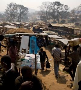 Market Scene in Limbe, Malawi, Copyright: Johannes Schäfer