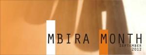 Mbira Month September 2012, Copyright: Mbira Exhibition Online