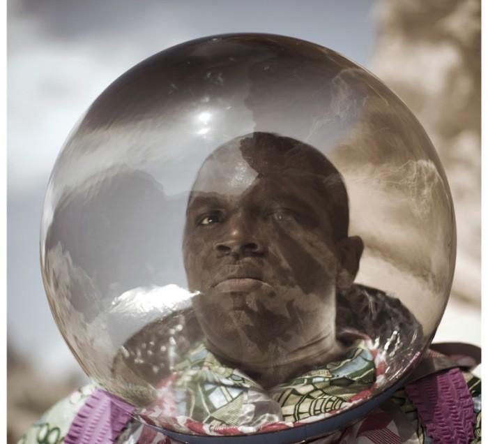 """Sambias vergessenes Raumfahrtprogramm: Cristina de Middels Bildband """"Afronauts"""""""