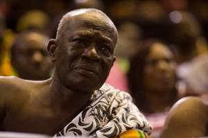 Etnische Zugehörigkeiten sind in Ghana eine der entscheidenen Faktoren, wenn es um die Kandidatenfrage geht. © Pete Souza