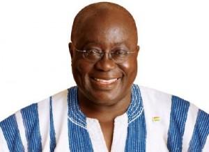 Nana Addo Dankwa Akufo-Addo von der New Patriotic Party gilt als einer der aussichtsreichsten Anwärter auf das Präsidentenamt. © NPP