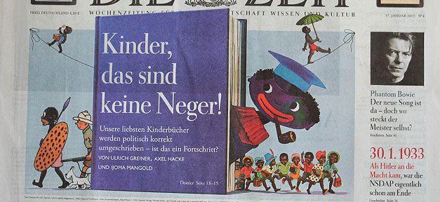 Notwendige Korrektur, nicht Zensur | Kommentar: Rassismus in Kinderbüchern
