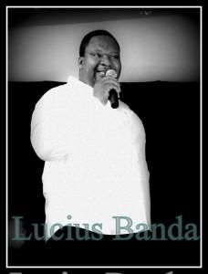 Lucius Banda, © Lucius Banda (Facebook page)
