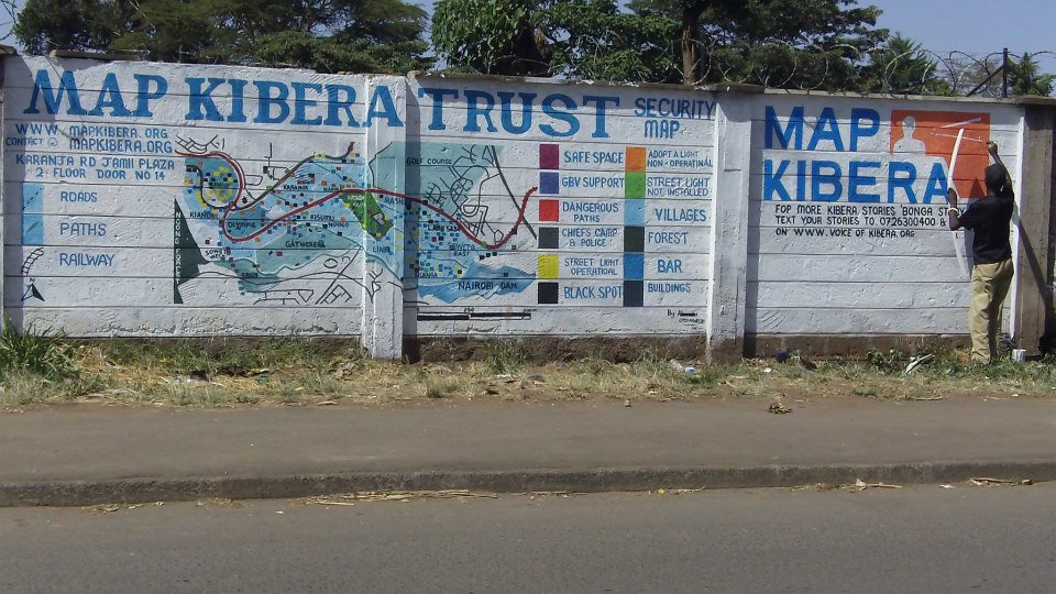 © Map Kibera