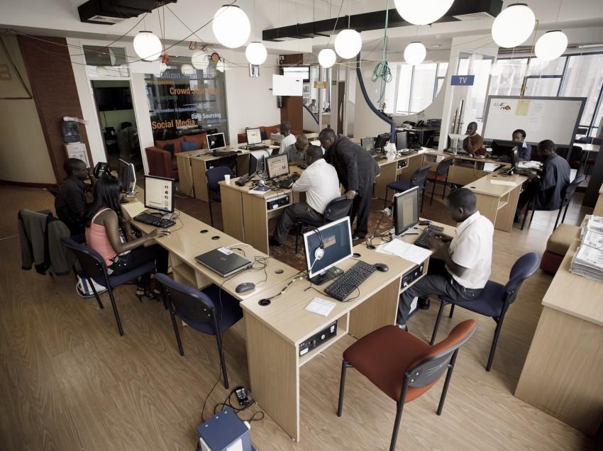 Kenya goes digital