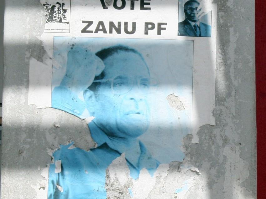 Mugabe unter Beobachtung