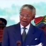 Nelson Mandela: Inauguration 1994