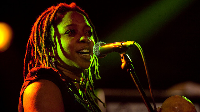 Chiwoniso Maraire, © Tor Even Mathisen