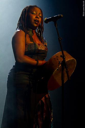 Chiwoniso Maraire, © Ole Kristian Losvik