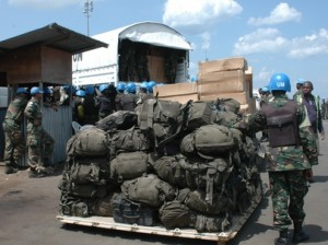 Force Intervention Brigade Troops Arrive in Goma, DRC, ©  UN Photo/Clara Padovan