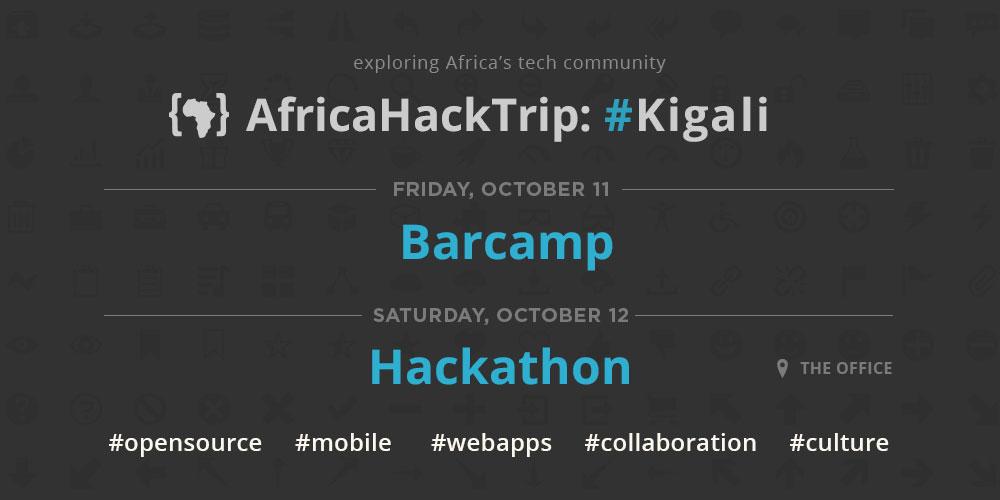AfricaHackTrip Kigali