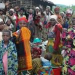 Verhaltene Freude: In Rutshuru reagieren die Menschen vorsichtig auf die Siegesnachricht der UN (Photo: MONUSCO / Clara Padovan)