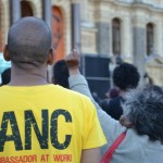 ANC ambassador at work