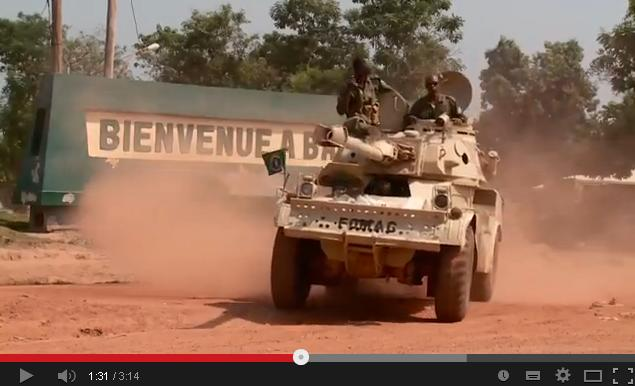 "Central African Republic: ""Bienvenue a Bangui"""