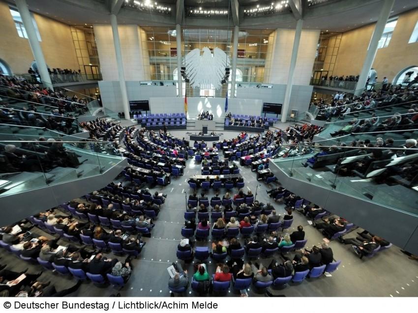 Große Rede im Bundestag: Angela Merkel vergisst Afrika