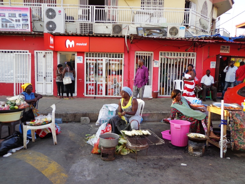 Fighting the Poor Instead of Poverty in Angola