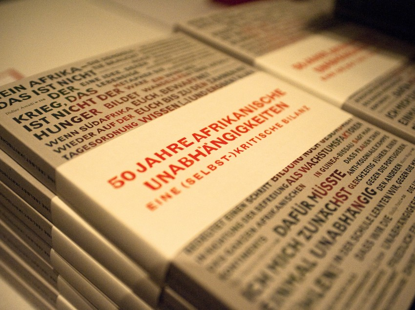 """Buch: """"50 Jahre Afrikanische Un-Abhängigkeiten – Eine (selbst)kritische Bilanz"""""""