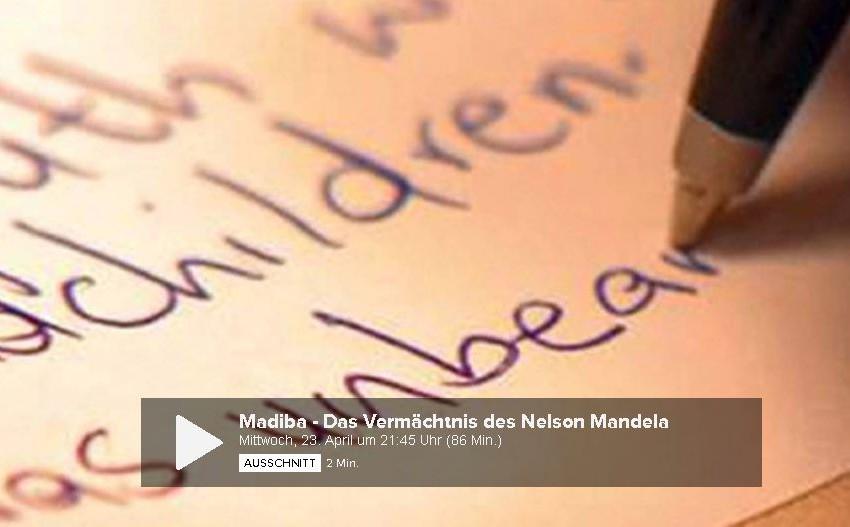 "Filmtipp: ""Madiba"" von Khalo Matabane"
