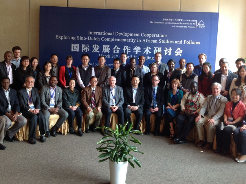 China-Netherlands-Africa: trilateral collaboration?